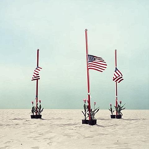 Bandiere a mezz'asta in Florida