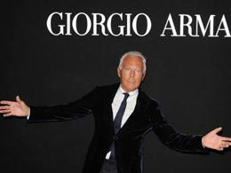One Night Only Roma: il red carpet con Giorgio Armani