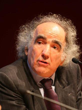 Lo psichiatra Vittorino Andreoli.