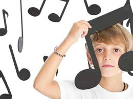 Dislessia: si combatte con la musica