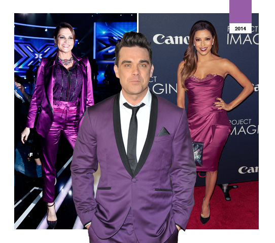 Simona Ventura, Eva Longoria, Robbie Williams